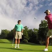 Le golf, un sport qui rend dingue