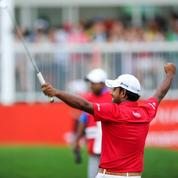 Indian Open : Lahiri a encore eu le dernier mot