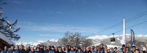 BMW Megève Winter Golf : Une édition intense... et colorée !
