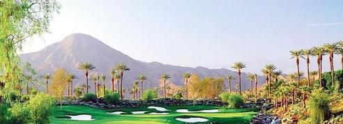 Palm Springs: l'oasis golfique du désert californien