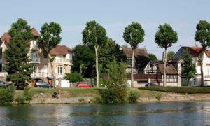 Saint Maur des Fossés (94) : immobilier en bord de Marne   Saint Maur des Fosses (94): property river Marne[AT]