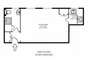 un studio de 30m2 1 3 million d euros. Black Bedroom Furniture Sets. Home Design Ideas