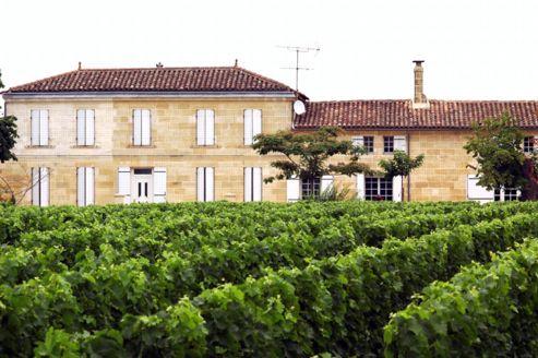 Propriété dans le Bordeaux.