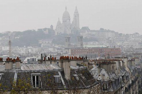 Tandis que les prix des logements anciens en France ont baissé de 1,1% sur un an au troisième trimestre, ils ont grimpé de 0,8% à Paris. Crédit photo: Jean-Christophe MARMARA / Le Figaro.