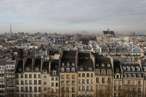 À Paris, un propriétaire doit patienter nettement plus longtemps que par le passé pour que l'acquisition de son logement soit rentable. Crédit: Jean-Christophe Marmara/Le Figaro