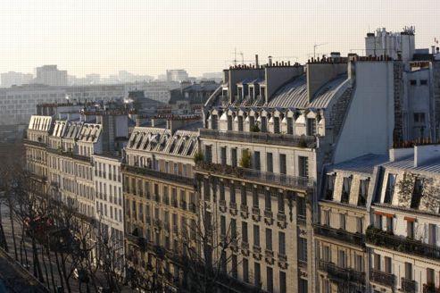 À Paris, les prix de l'immobilier ont pratiquement triplé depuis 1997. Crédit: Jean-Christophe Marmara/Le Figaro