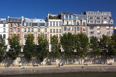 La Chambre des notaires de Paris et d'Ile-de-France prévoit une baisse des prix de 1% cette année dans la capitale.