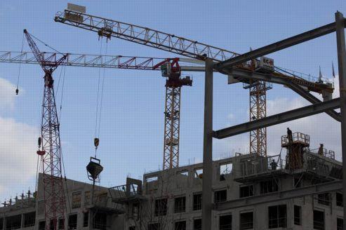 L'année dernière, on a bâti seulement 341.000 logements, contre 421.000 en 2011. Crédit: François Bouchon/Le Figaro