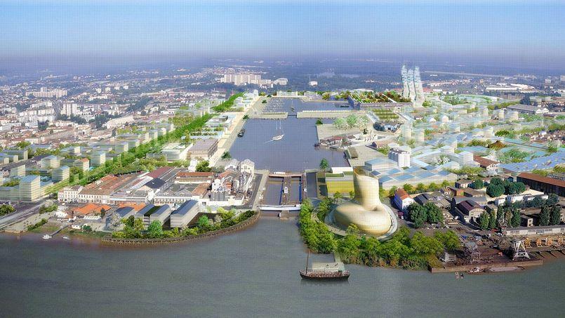 La ville à de vastes espaces à aménager, notamment le quartier des Bassins à flot qui voit naître de nombreux projets immobiliers.