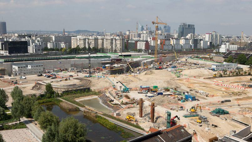 En juin dernier, Bouygues a commencé les travaux de construction du nouveau palais de justice dans le quartier des Batignolles, à Paris.