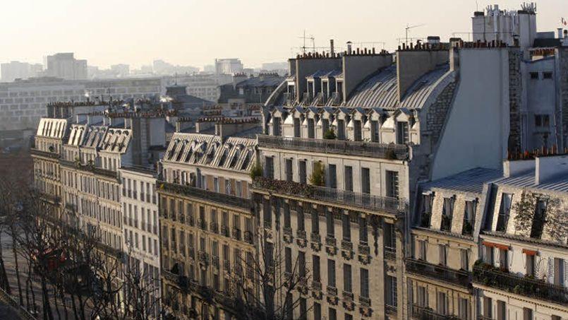 Les prix dans l'ancien n'auront finalement reculé que de 1 à 2% en 2013 en France, selon meilleurtaux. Crédit: Jean-Christophe Marmara/Le Figaro