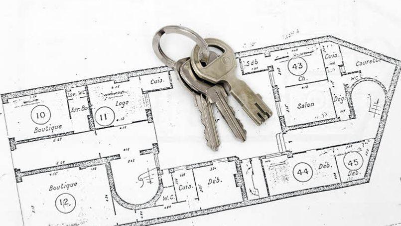 Être propriétaire coûte plus cher qu'être locataire (Crédit: ARNAUD ROBIN / Le Figaro Magazine)