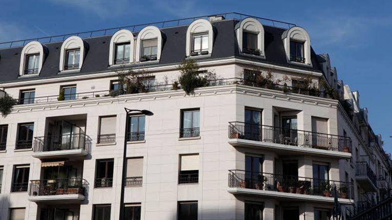 Pour devenir propriétaire d'un T4 de 75 à 85 m2, une famille devra débourser 729.000 euros à Paris mais 220.000 euros à Lyon, Marseille, Bordeaux et Montpellier. Crédit: François Bouchon/Le Figaro