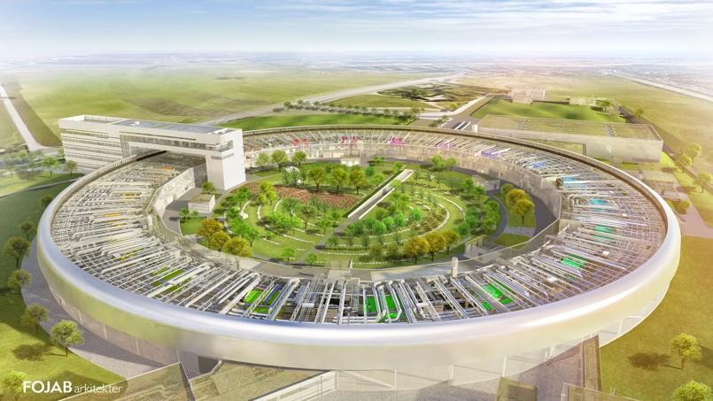 Tour du monde des immeubles les plus futuristes - Immeuble ecologique ...