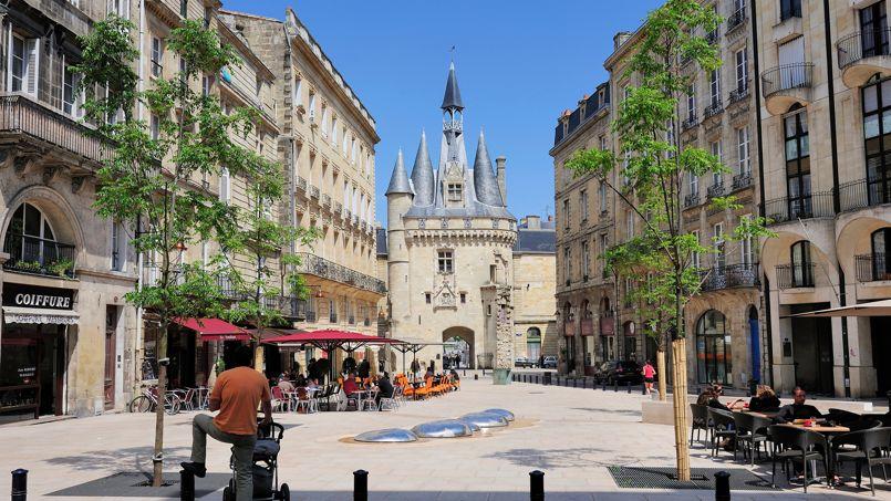 À Bordeaux, les logements situés dans la zone historique classée au patrimoine mondial de l'Unesco se payent au prix fort.