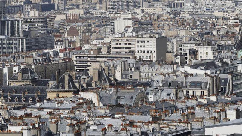 Depuis le début de l'année, les prix ont reculé de 1 à 5% dans 17 arrondissements. Crédit: Jean-Christophe Marmara/Le Figaro
