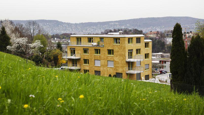 Résidence pour hypersensibles à Zurich, en Suisse.