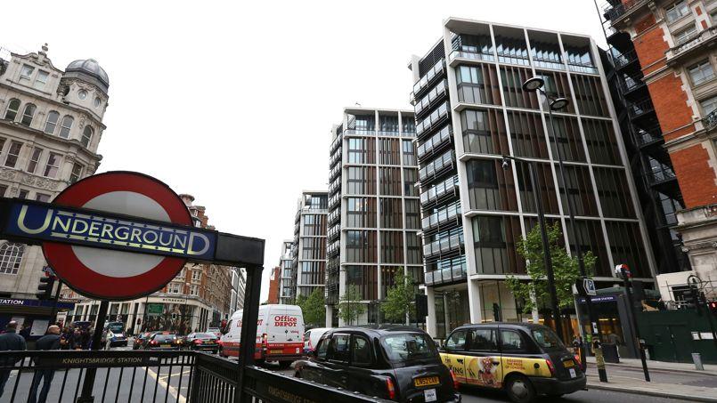 La folie de l'immobilier n'en finit pas de souffler sur Londres.