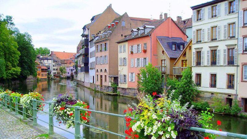 Strasbourg est la grande ville la moins onéreuse.