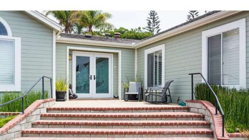 Un mobile home vendu à Malibu pour 3,75 millions de dollars. Crédit: Zillow Blog.