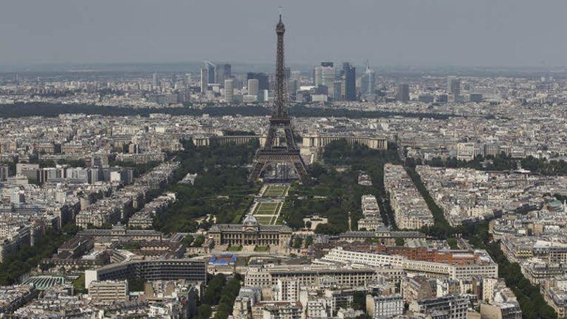 Depuis le début de l'année, les prix ont reflué de 3% en moyenne à Paris. Crédit: Sébastien Soriano/Le Figaro