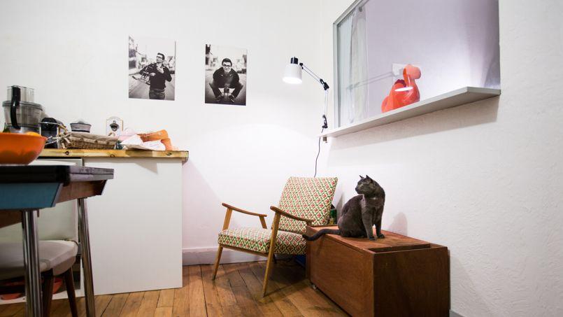 Dans certains arrondissements les locations meublées touristiques peuvent représenter jusqu'à 20% de l'offre locative globale. Crédit: Flickr @ Simon.