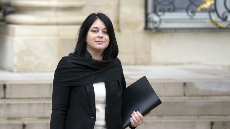Sylvia Pinel, le 26 novembre à l'Élysée.