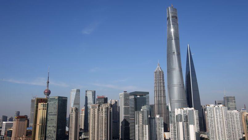 La chine construit plus de la moiti des nouveaux gratte ciel for Location garage villeurbanne gratte ciel