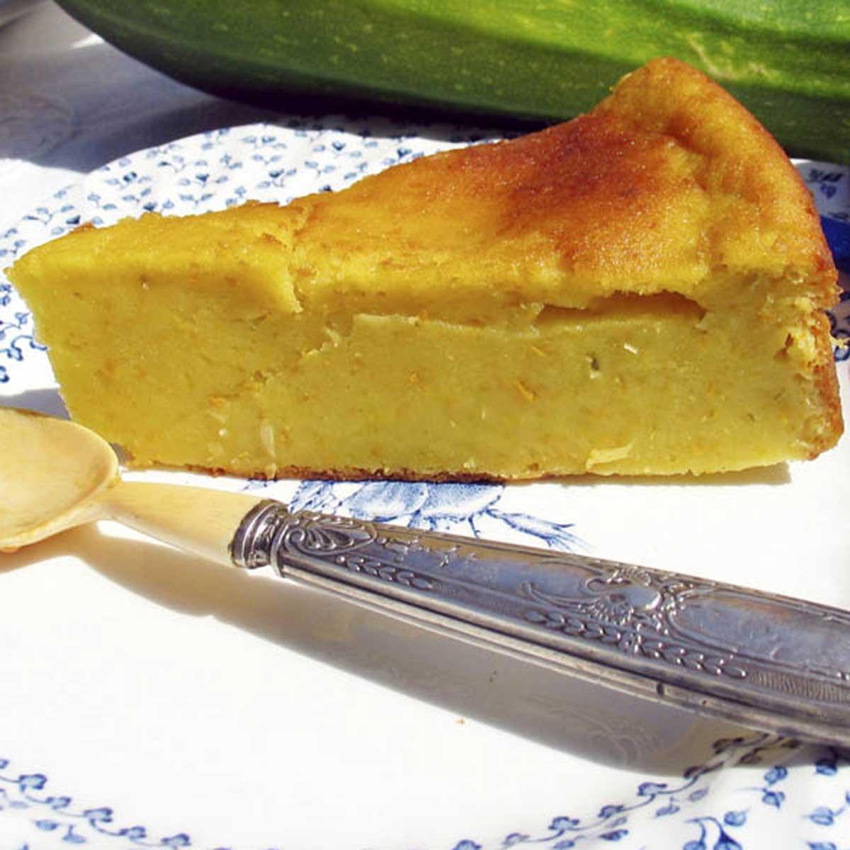Recette Gâteau Sucré Aux Courgettes Cuisine Madame Figaro