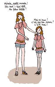 Meres Lachez Vos Filles Madame Figaro