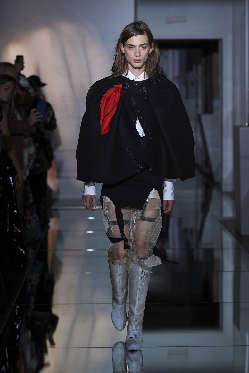 Défilé Maison Margiela automne hiver 2019 2020 Couture