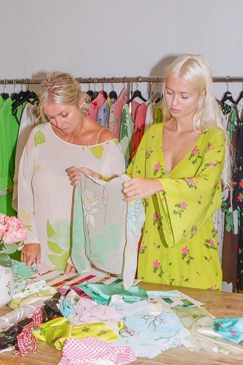 Marques mère-filles : pour l'amour du vêtement