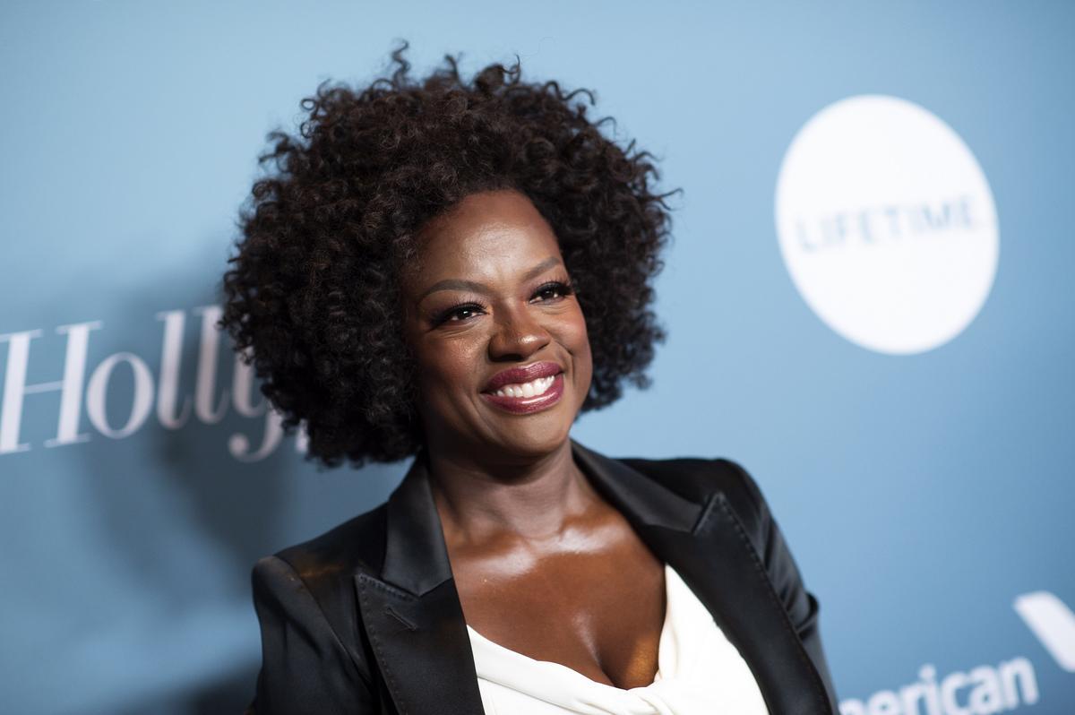 Viola Davis, l'actrice multi-primée qui va incarner Michelle Obama à la  télé - Madame Figaro