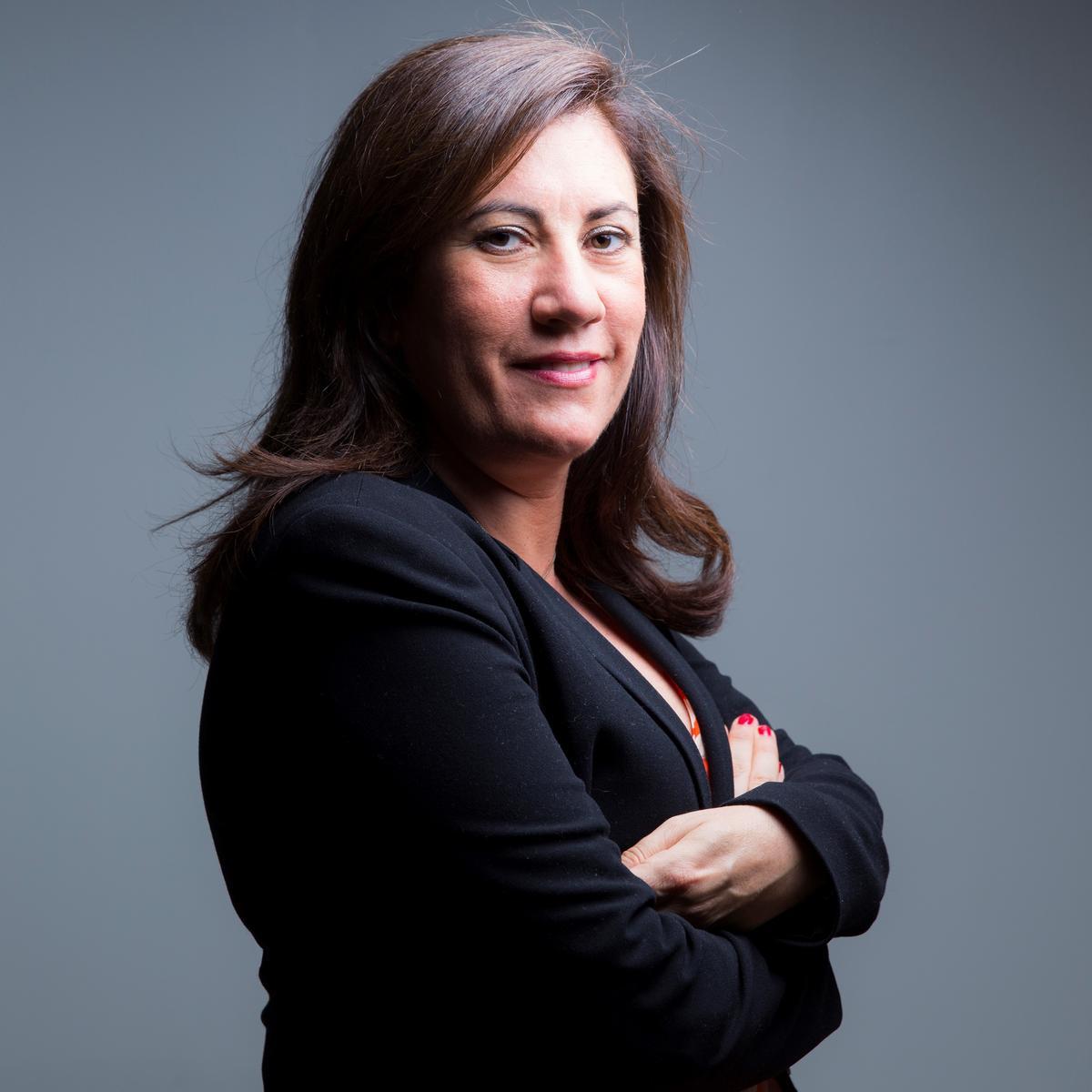 Le prix Business with Attitude - Madame Figaro a sélectionné quinze demi-finalistes. Marie-Christine Levet, fondatrice de Educapital, une start-up qui veut revitaliser le système éducatif français, concourt dans la catégorie Savoirs.