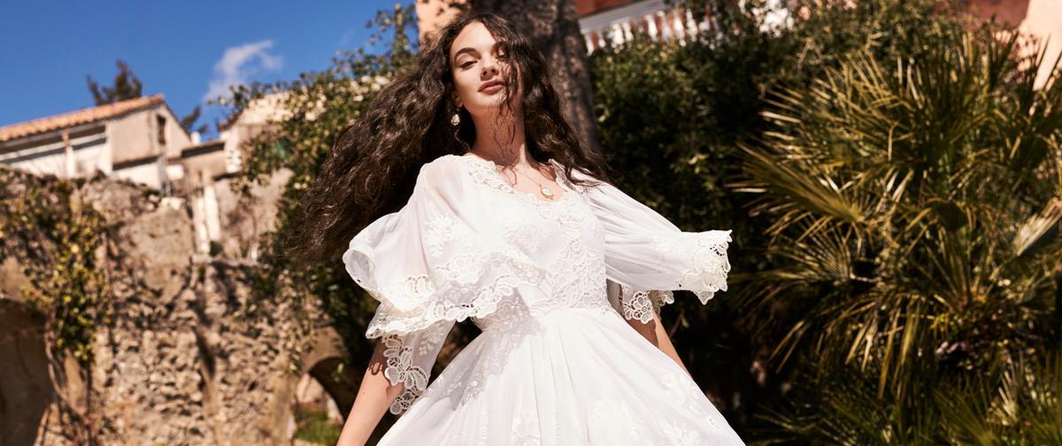 Deva Cassel, 15 ans, égérie du dernier parfum Dolce & Gabbana