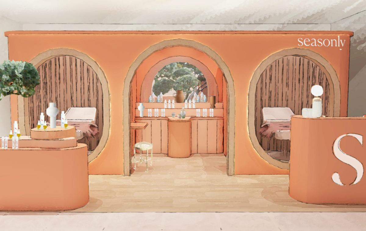 Seasonly s'installe aux Galeries Lafayette Paris Haussmann ...