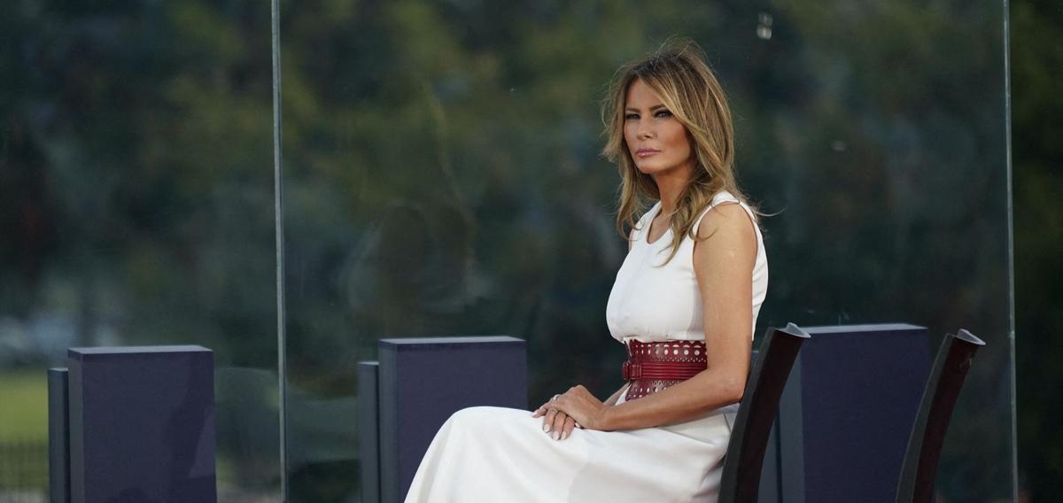 """""""Melania et moi"""" : dans un livre, une ex-amie dévoile la face sombre des Trump"""