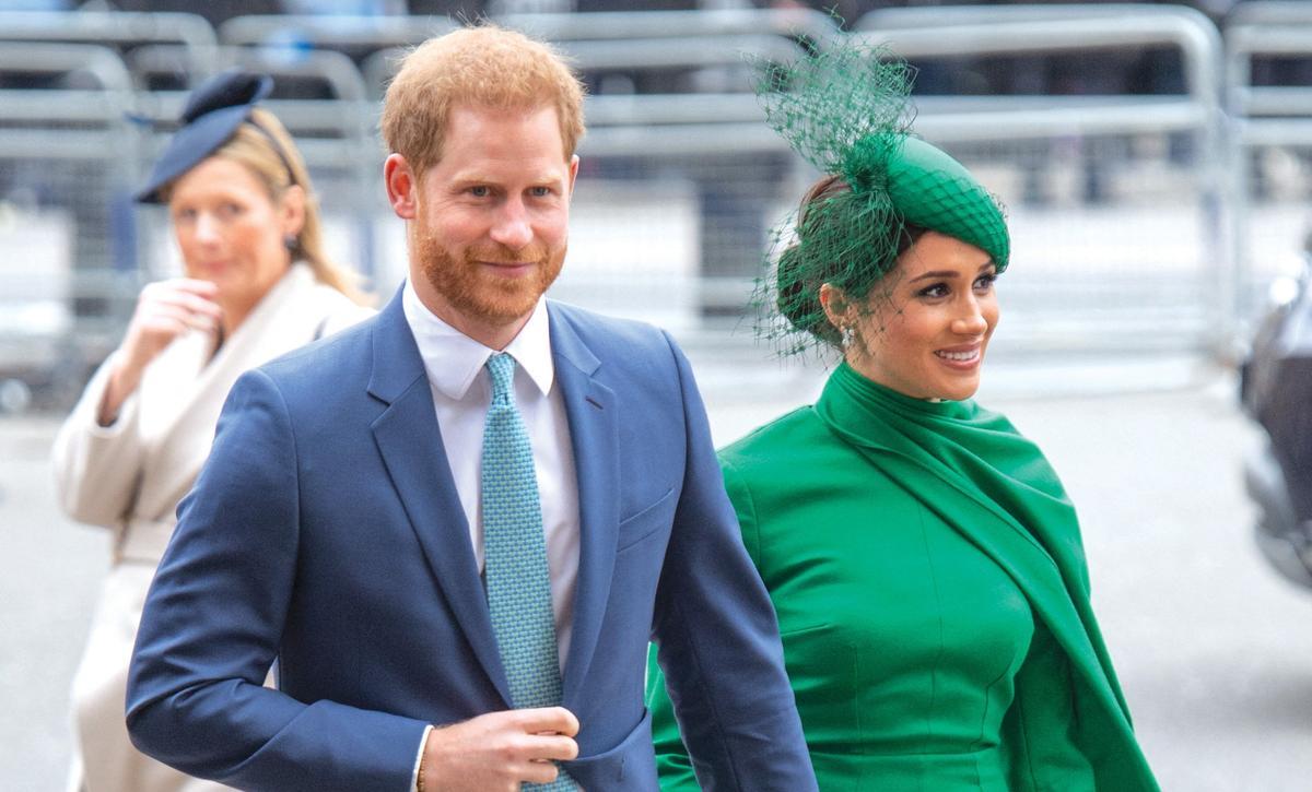 Meghan Markle et le prince Harry ont (encore) déménagé