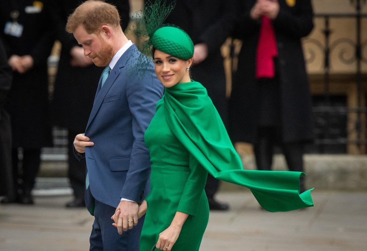 Tout va bien (pour le moment) : la famille royale a souhaité un bon anniversaire à Meghan Markle