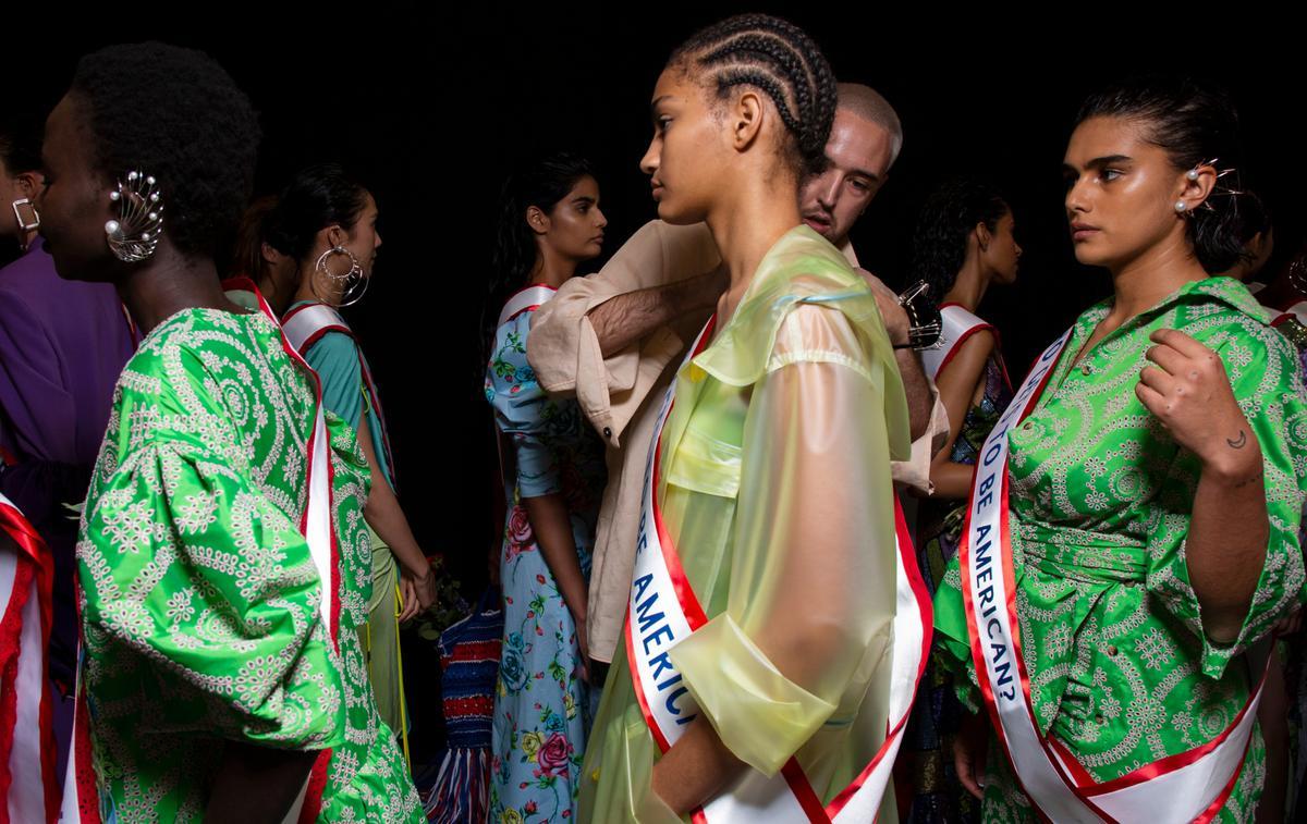 Des grands noms de la mode s'engagent contre le racisme avec le Black in Fashion Council