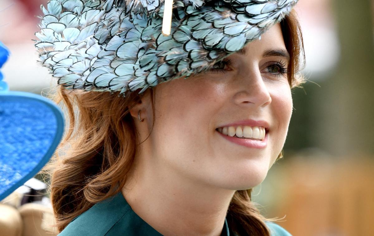 La princesse Eugenie dévoile les premières images de son fils... et son prénom (hommage) - Le Figaro