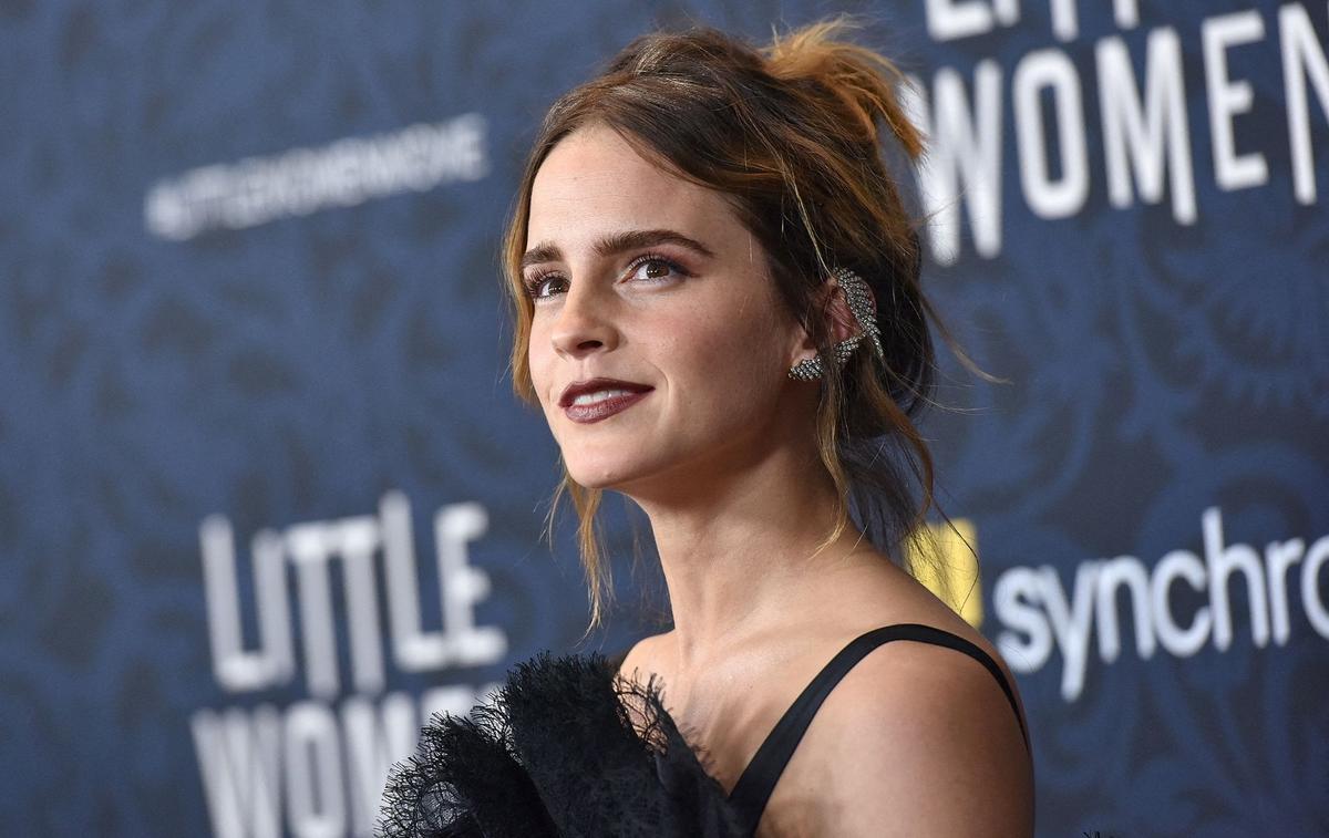 Emma Watson ne met pas fin à sa carrière, mais... - Le Figaro