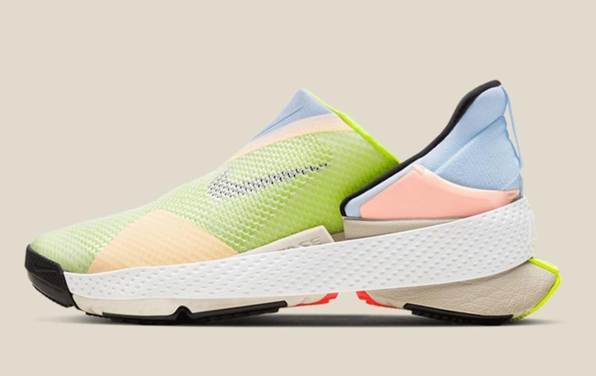 Nike lance une basket qui s'enfile sans les mains - Madame Figaro