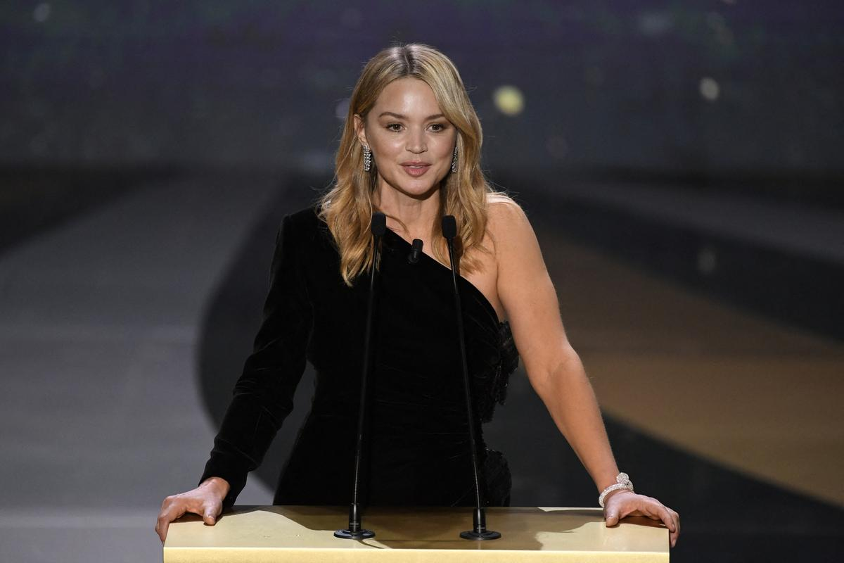 Les plus belles tenues des César 2021 : moins de public, mais du glamour, toujours - Le Figaro