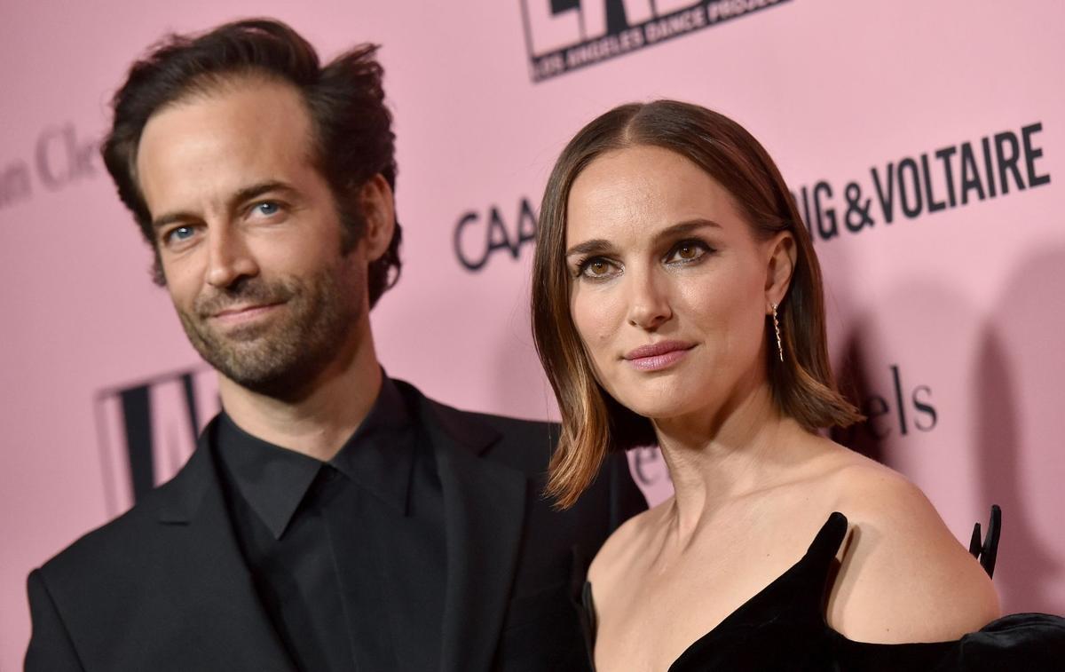 Première apparition depuis le confinement : Natalie Portman et Benjamin Millepied sur un tapis rouge à Los Angeles