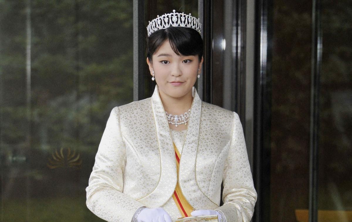 Mako, la princesse rebelle du Japon qui renonce à son titre et épouse un roturier