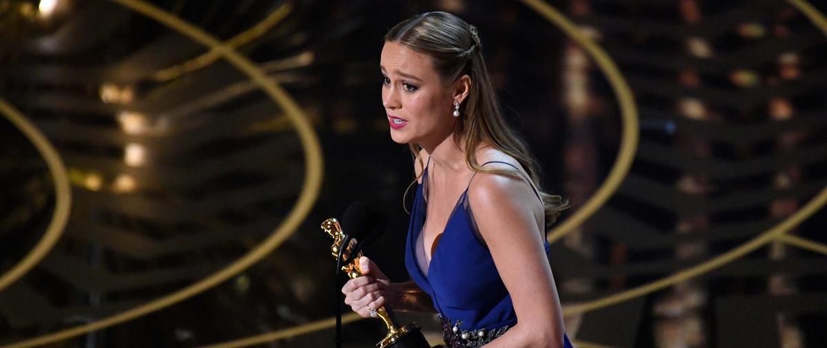 Brie Larson estime que les femmes devraient davantage parler d'argent