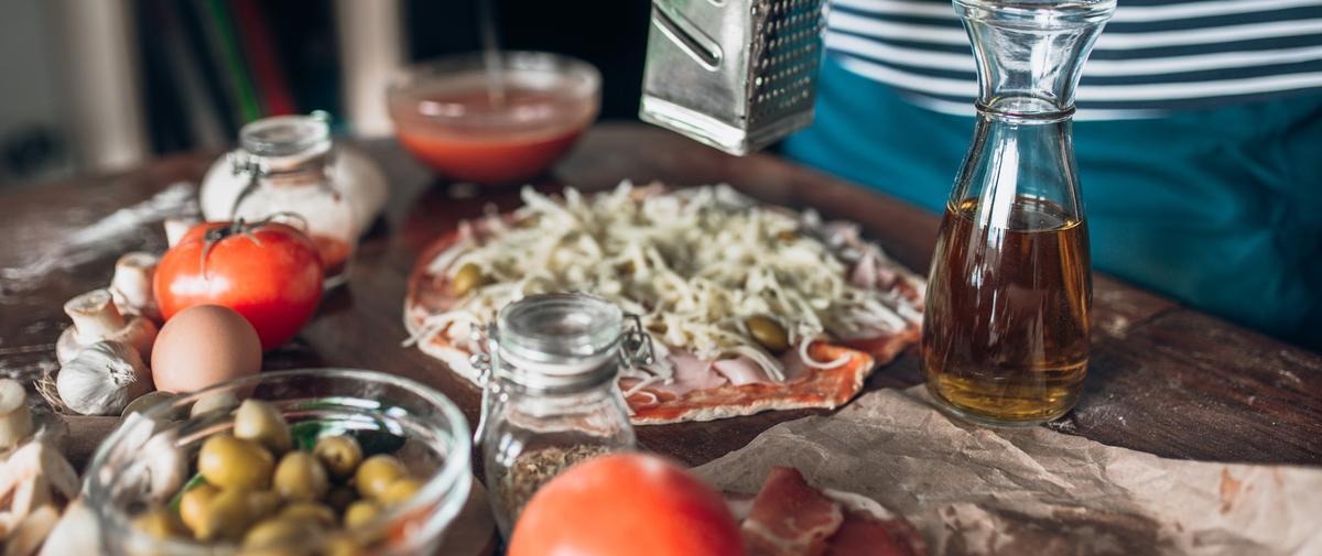 Les secrets d'une pizza maison réussie