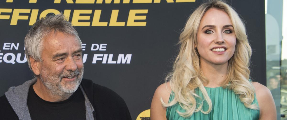 Qui est Sand Van Roy, celle qui accuse Luc Besson de viol ?