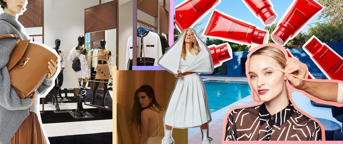 Un nouveau slogan Lacoste, un it bag Givenchy, de la lingerie sexy... L'impératif Madame